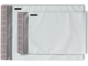 19 x 24 Plastic Mailer Envelopes - White Plastic - Pack of 125