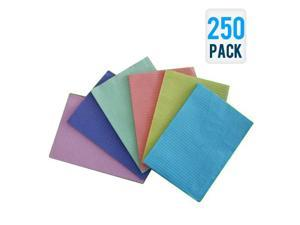 Disposable Dental Bibs (250 Piece Pack)