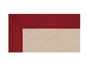 Natural Grass Influence Rug with Jute Backing
