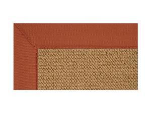Jute Backed Rug in 100 Percent Wool