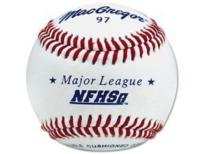 Major League Baseball - Dozen NFHS-Approved MacGregor Leather 97