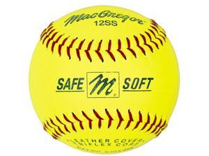 Softball - MacGregor Safe/Soft Synthetic - Set of 12