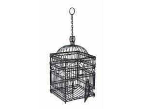 Large Sized Old Victorian Bird Cage