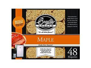 Maple Bisquettes Pack - 48 Count