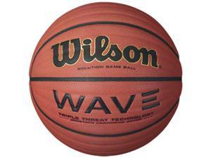 Indoor Basketball in Brown