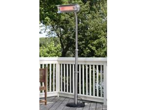 Offset Infrared Patio Heater of Stainless Steel