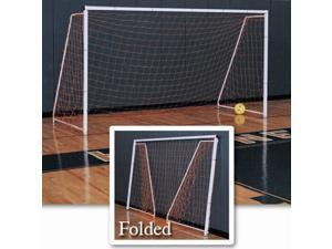 Soccer Goal - Portable, Folding Indoor Pair with Net