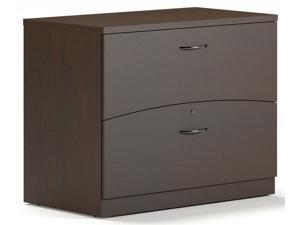 29 in. Lateral File Cabinet (Mocha)