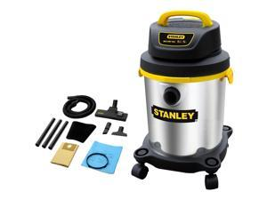 Wet/Dry Vacuum Cleaner in Stainless Steel