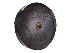 Troy Bumper Plate - 25 lbs.