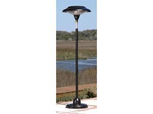 Floor Standing Halogen Patio Heater - Economical, Portable Indoor/Outdoor Heating