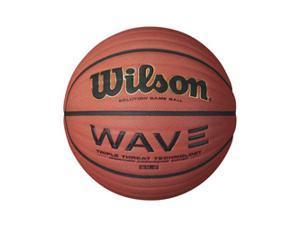 Intermediate Wave Game Ball in Brown