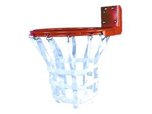 Flat Strap Triple Stitched Outdoor Nylon Basketball Net