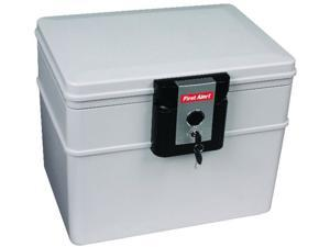 Fire Chest & Water Proof Media Safe in White - 241 cu. in.