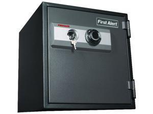 Steel Fire Safe w Dual Combination Access - 1.22 cu. ft.