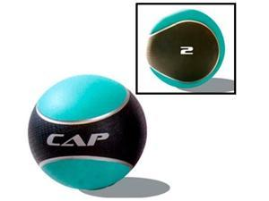 CAP Definity 2 lbs. Medicine Ball in Green