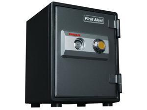 Steel Fire Safe w Dual Combination Access - 0.80 cu. ft.