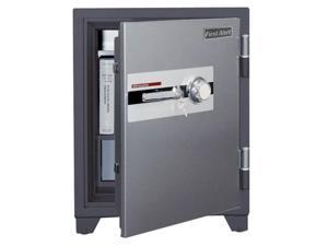 Commercial Fire Safe w Dual Combination Lock - 3.12 cu. ft.