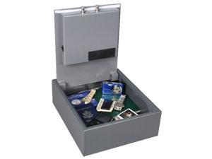 Top-Opening Anti-Theft Drawer Safe w Light - 0.35 cu. ft.