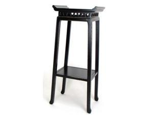 Chow Pedestal in Black
