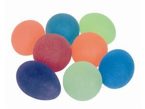 Soft Squeeze Ball (Soft Egg Squeeze Ball in Orange)