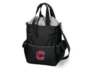 Activo Digital Print Tote in Black - University of South Carolina Games