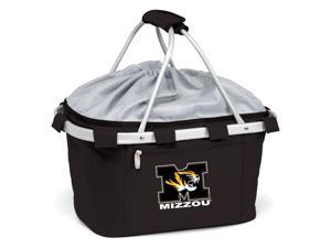 Metro Digital Print Basket in Black - University of Missouri Tigers