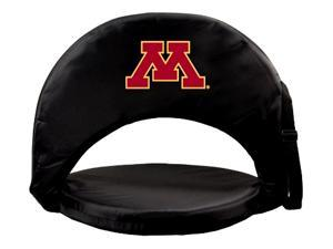 Digital Print Oniva Seat in Black - University of Minnesota Golden Gophers