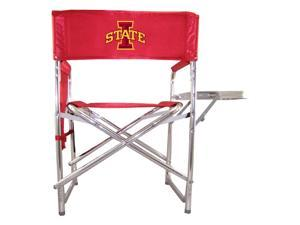 Embroidered Sports Chair in Red - Iowa State Cyclones