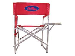 Digital Print Sports Chair in Red - University of Mississippi Rebels