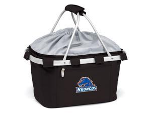 Metro Embroidered Basket in Black - Boise State Broncos