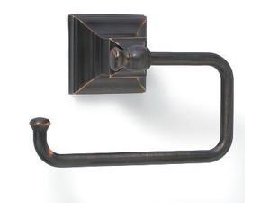 Markham Tissue Roll Holder in Oil-Rubbed Bronze Finish