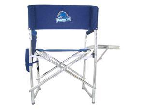 Embroidered Sports Chair in Navy - Boise State Broncos