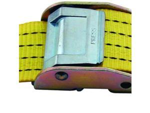 Cambuckle Strap (12 Ft&#59; Yellow)