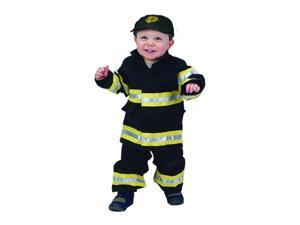 Jr. Fire Fighter Kid's Suit (18M)