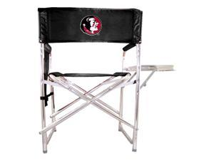 Digital Print Sports Chair in Black - Florida State Seminoles