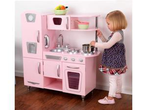 Play Kitchen in Pink