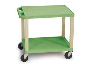 Tuffy AV Cart in Green