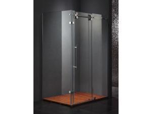 36 in. x 60 in. Clear Shower Enclosure