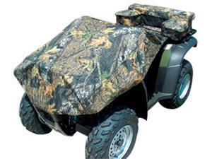 ATV Rack Combo Bag w Cover (Mossy Oak)