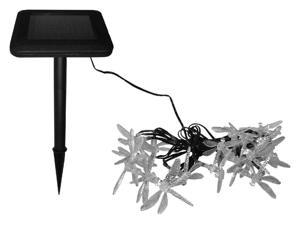 Solar Light String - 20PC Set - Dragonfly