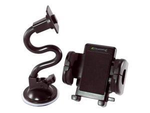 Bracketron Mobile Grip-iT Windshield Mount Kit - Black