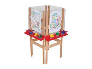 Kid's Play 4-Sided Easel