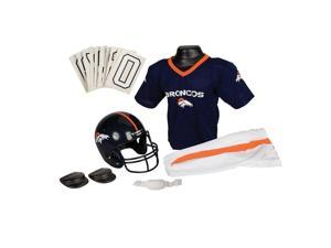 NFL Denver Broncos Youth Uniform Set (Medium: Ages 7-9)