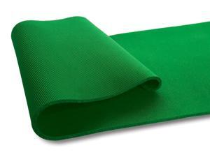 Tone Fitness Anti-Microbial High Density Exercise Mat in Green