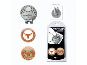 University of Texas Double Sided Cap Clip