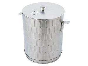 Steel Kitchen Compost Pail