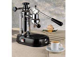 Europiccola Espresso Maker w Black Metal Base