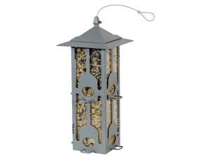 Squirrel-Be-Gone I Feeder w Weight-Activated Protection System