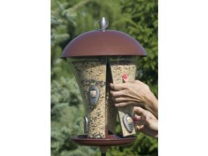 Easy Fill Deluxe Feeder w Removable Feeding Tubes & 6 Feed Ports